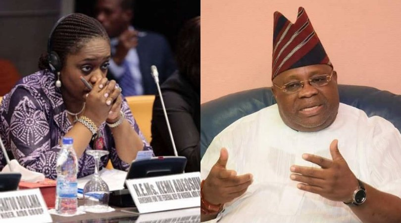 Say No Campaign calls for probe into Adeleke, Adeosun's certificate scandals