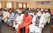 SAY NO CAMPAIGN TOWNHALL MEETING ON COMMUNITY APPROACH TO COMBATING CORRUPTION