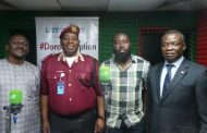 FRSC CANNOT ARREST YOU FOR NOT HAVING A FIRE EXTINQUISHERS… CORPS COMMANDER ALI SULE TANIMU