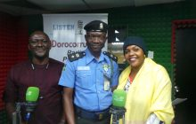 NO POLICE OFFICER HAS THE RIGHT TO COLLECT MONEY FROM MOTORISTS…POLICE