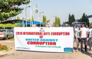 SAY NO CAMPAIGN WORLD ANTI-CORRUPTION DAY CELEBRATION 2019