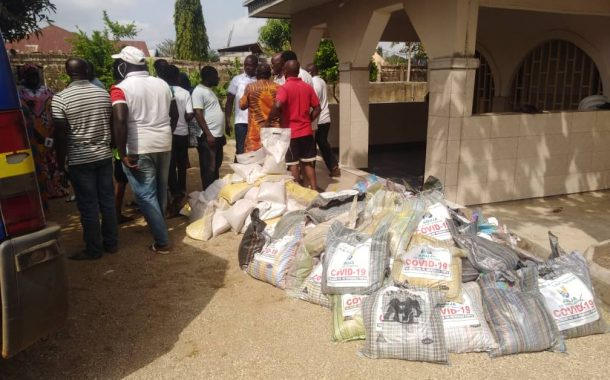 COVID 19 palliatives distribution exercise in Bwari Area Council could have been better