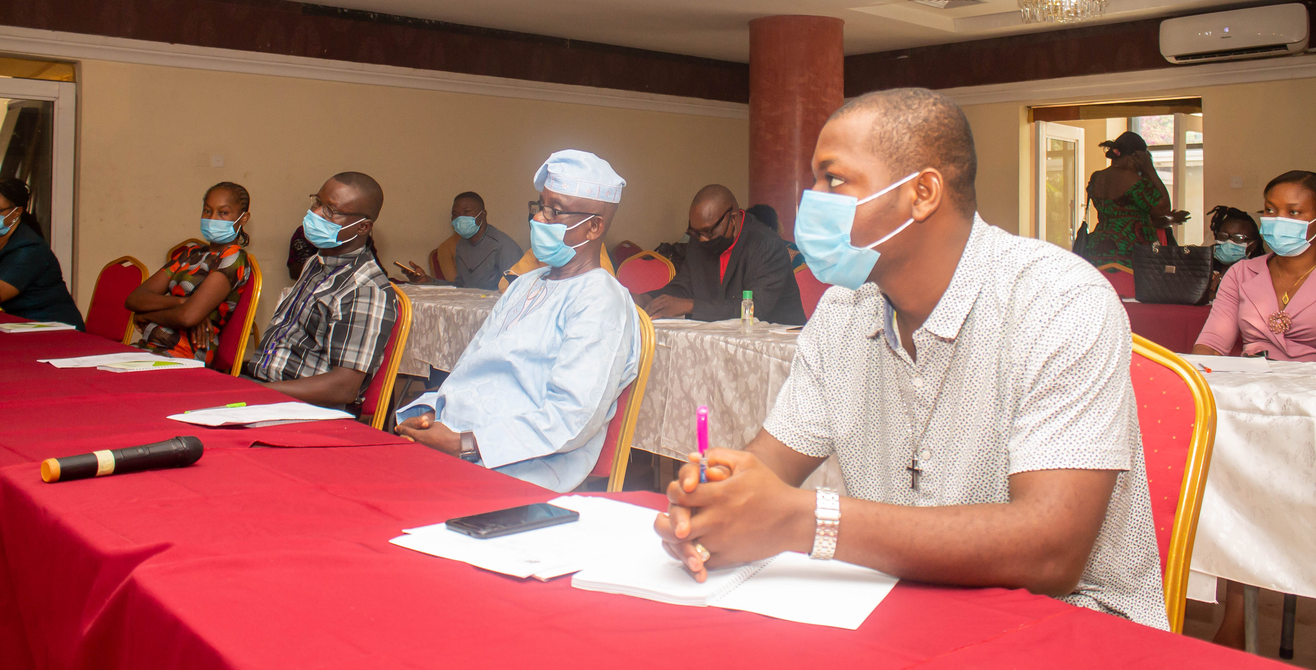 COMMUNITY MEMBERS TAKE RESPONSIBILITY FOR BUDGET TRACKING IN ENUGU STATE